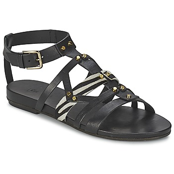 Sapatos Mulher Sandálias Vic GINKO ACHANTUS Preto