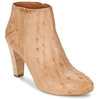 Sapatos Mulher Botins Vic RIBE INTAGLIATO Castanho