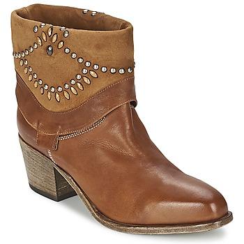 Sapatos Mulher Botins Vic AGAVE Castanho