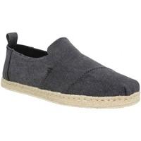 Sapatos Homem Alpargatas Toms 111096 Preto