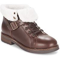 Sapatos Mulher Botas baixas PLDM by Palladium BOCK CLN Castanho