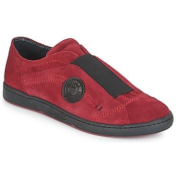Sapatos Mulher Slip on Pataugas Jelly Vermelho