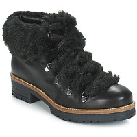 Sapatos Mulher Botas baixas Pataugas Task Preto