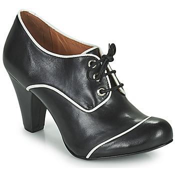 Sapatos Mulher Botas baixas Cristofoli GRENATAS Preto