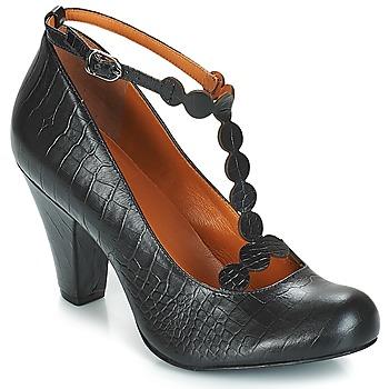 Sapatos Mulher Escarpim Cristofoli PORUZ Preto