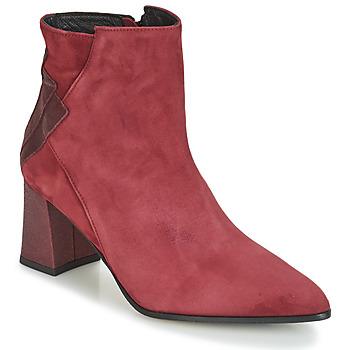 Sapatos Mulher Botins Elizabeth Stuart DHEXTER Bordô