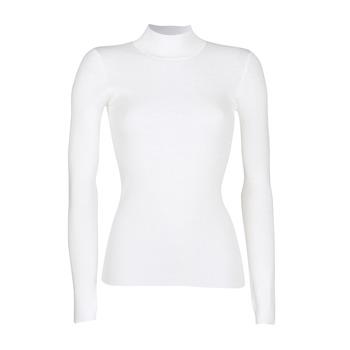 Textil Mulher camisolas Ikks RUNO Branco