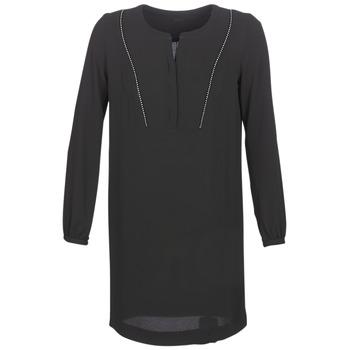 Textil Mulher Vestidos curtos Ikks BURRI Preto