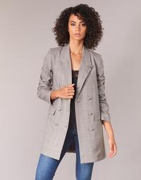 Textil Mulher Casacos/Blazers Ikks DASTRE Cinza