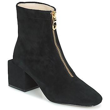 Sapatos Mulher Botins Miss L'Fire JUNE Preto