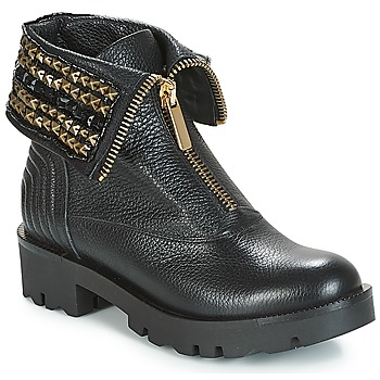Sapatos Mulher Botas baixas Tosca Blu KIRUNA Preto