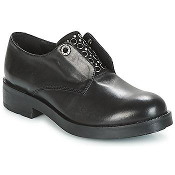 Sapatos Mulher Sapatos Tosca Blu FRASER Preto