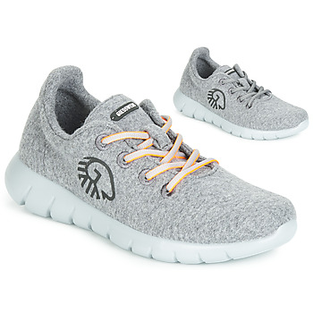 Sapatos Mulher Sapatilhas Giesswein MERINO RUNNERS Cinza