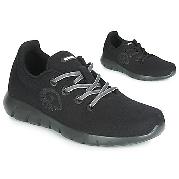 Sapatos Mulher Sapatilhas Giesswein MERINO RUNNERS Preto