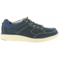 Sapatos Homem Sapatilhas Clarks 26132611 UN ABODE Azul