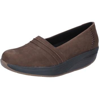 Sapatos Mulher Mocassins Mbt BY686 Castanho