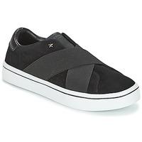 Sapatos Mulher Slip on Skechers HI-LITE Preto