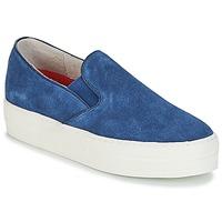 Sapatos Mulher Slip on Skechers UPLIFT Azul