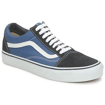 Sapatos Sapatilhas Vans OLD SKOOL Azul