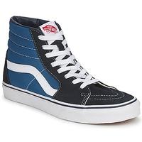 Sapatos Sapatilhas de cano-alto Vans SK8 HI Azul