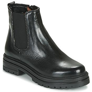 Sapatos Mulher Botas baixas Mjus DOBLE CHELS Preto