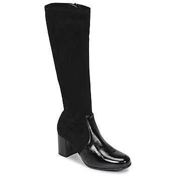 Sapatos Mulher Botas Unisa ORLANDO Preto