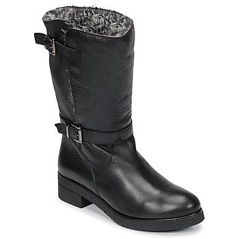 Sapatos Mulher Botas baixas Unisa DALI Preto