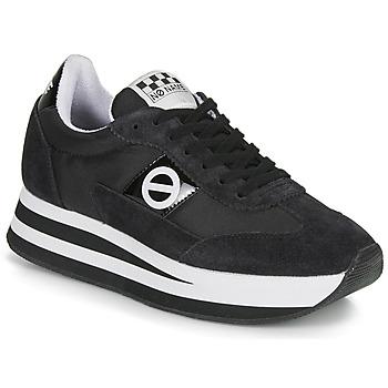Sapatos Mulher Sapatilhas No Name FLEX JOGGER Preto
