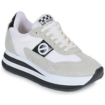 Sapatos Mulher Sapatilhas No Name FLEX JOGGER Branco