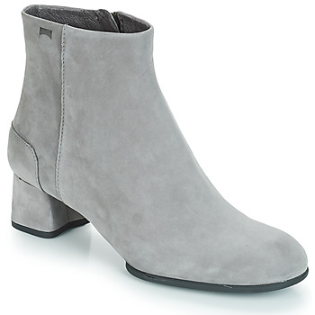 Sapatos Mulher Botins Camper KIE0 Boots Cinza