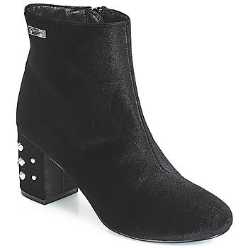 Sapatos Mulher Botins Les Tropéziennes par M Belarbi CHANNON Preto
