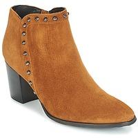 Sapatos Mulher Botins Myma POUTZ Camel