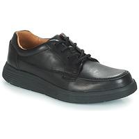 Sapatos Homem Sapatos Clarks Un Abode Ease Preto
