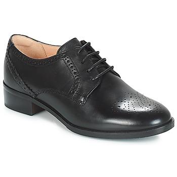 Sapatos Mulher Sapatos Clarks NETLEY ROSE Preto