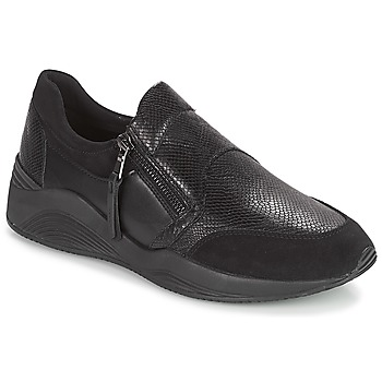 Sapatos Mulher Sapatilhas Geox D OMAYA Preto