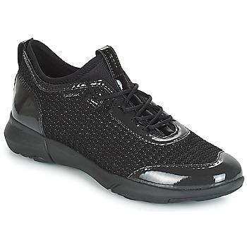 Sapatos Mulher Sapatilhas Geox D NEBULA X Preto