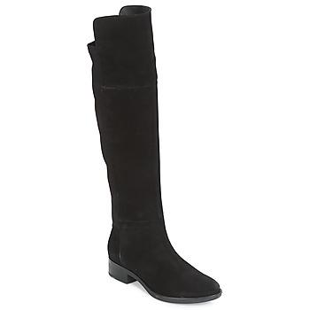 Sapatos Mulher Botas altas Geox D FELICITY Preto