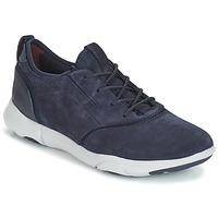 Sapatos Homem Sapatilhas Geox NEBULA S Navy