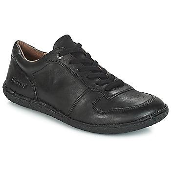Sapatos Mulher Sapatos Kickers HOME Preto