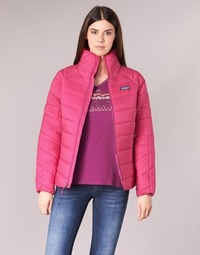 Textil Mulher Quispos Patagonia W's Hyper Puff Jkt Rosa
