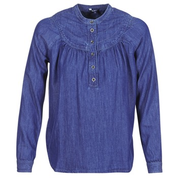 Textil Mulher Tops / Blusas Pepe jeans ALICIA Azul