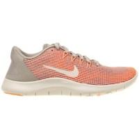 Sapatos Mulher Sapatilhas de corrida Nike Flex 2017 RN Wmns Cinzento, Cor-de-rosa