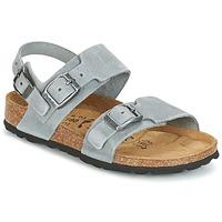 Sapatos Rapaz Sandálias Betula Original Betula Fussbett GLOBAL 2 Cinza