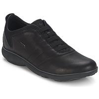 Sapatos Homem Sapatilhas Geox NEBULA B Preto