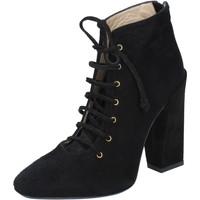 Sapatos Mulher Botins Gianni Marra BY757 Preto