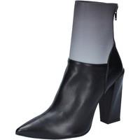 Sapatos Mulher Botins Gianni Marra BY766 Preto