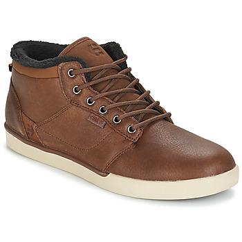 Sapatos Homem Sapatilhas de cano-alto Etnies JEFFERSON MID Castanho
