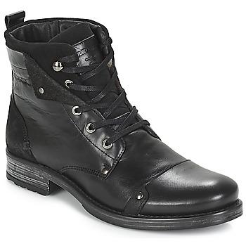 Sapatos Homem Botas baixas Redskins YEDES Preto