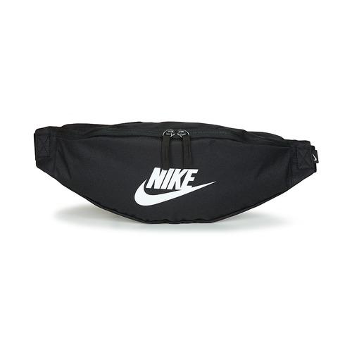 Malas Pochete Nike NIKE SPORTSWEAR HERITAGE Preto