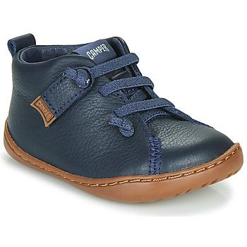 Sapatos Rapaz Sapatilhas Camper PEU CAMI Azul